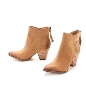 New! ANTHROPOLOGIE ASHER BOOTIES by SPLENDID